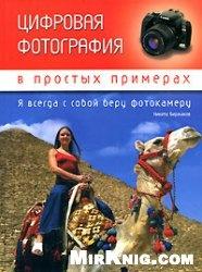 Книга Цифровая фотография в простых примерах