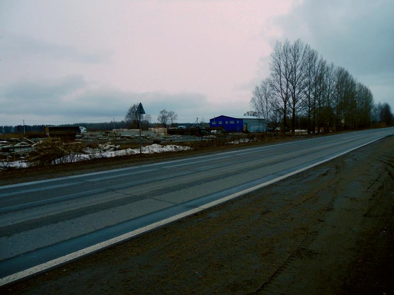 Ярославская дорога