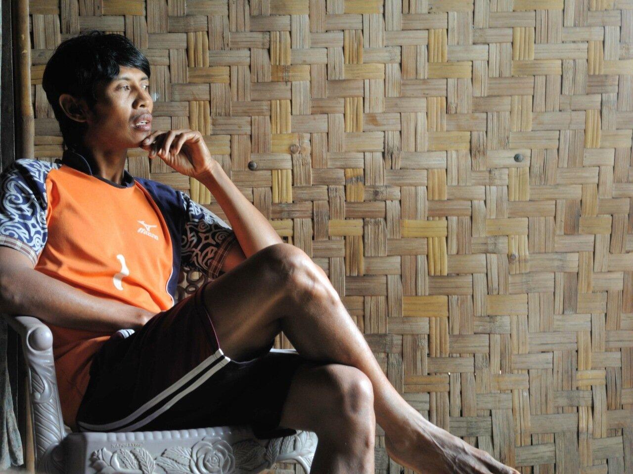 Суох - индонезийская глухомань