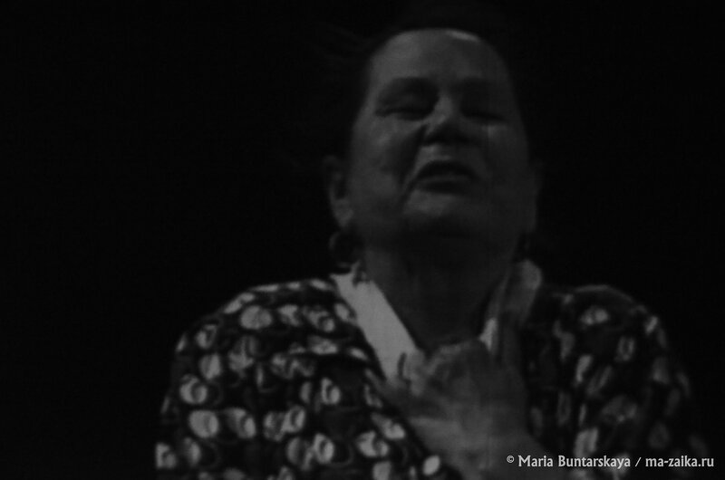 90-летие Валентины Ермаковой, Саратов, консерватория им.Собинова, 01 декабря 2014 года