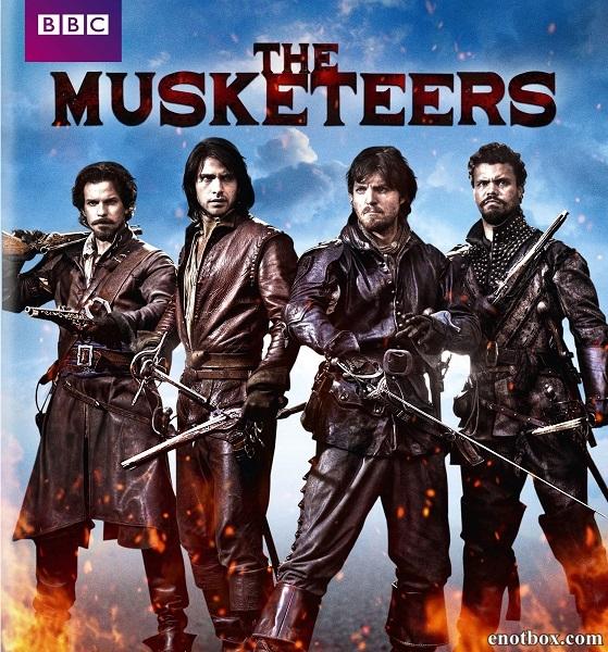Мушкетеры / The Musketeers - Полный 2 сезон [2015, HDTVRip | HDTV 720p / 1080p] (LostFilm)
