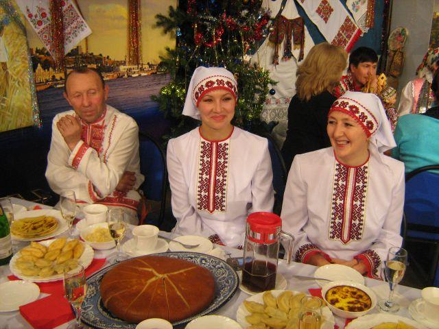 Ветлужские (нижегородские) марийцы