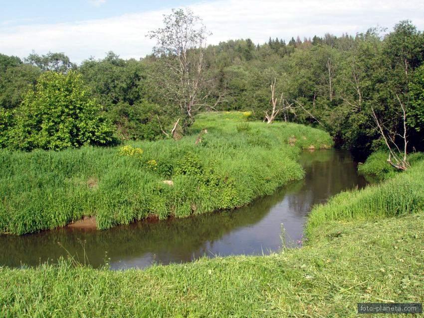 Река Яхрома