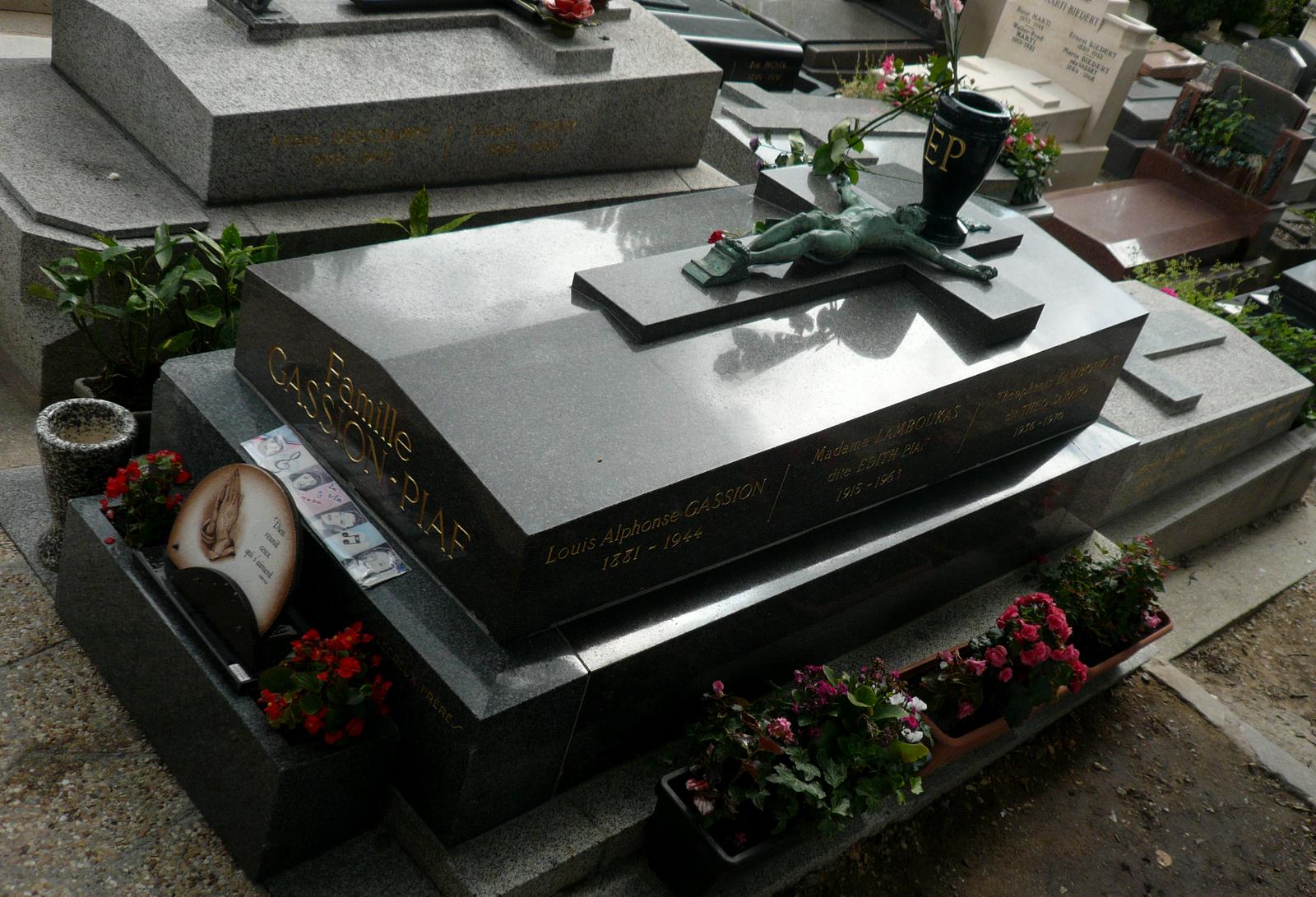 Paris | Le cimetière du Père-Lachaise