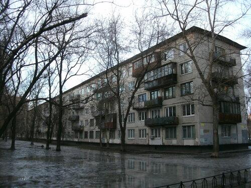 Белградская ул. 34к4