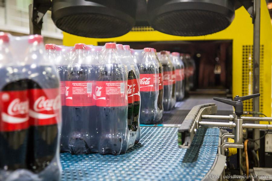 Завод Coca-Cola Hellenic