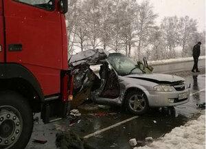 В Приморье в ДТП погибли два человека