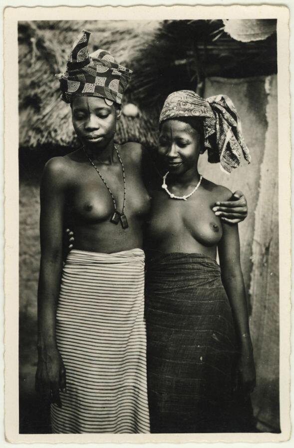 1940-1950. Камерун