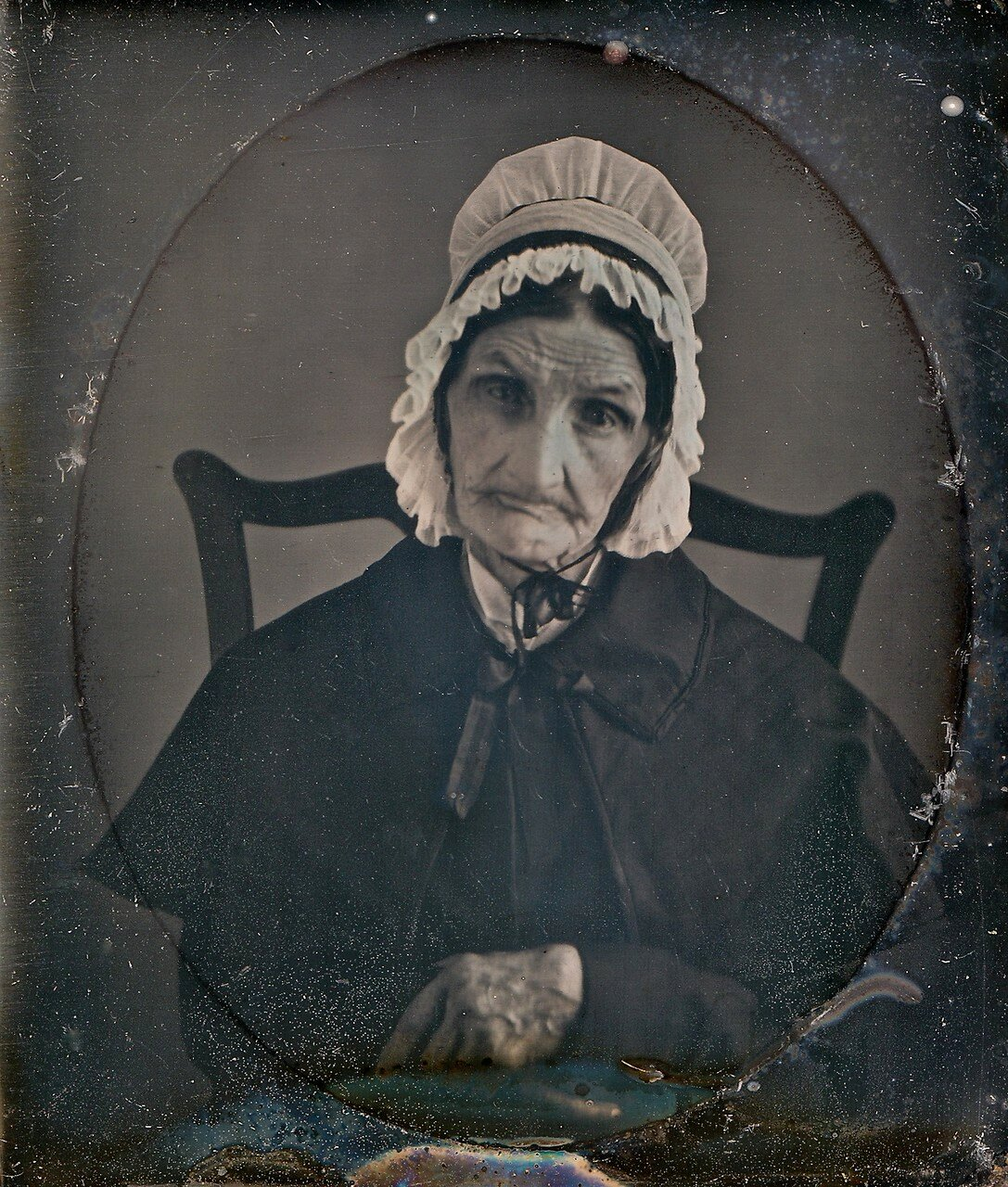 1848. Дочь Мафусаила