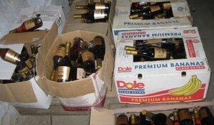 Пресечена контрабанда алкоголя из Приднестровья