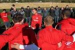 Спартаковцы тренируются в Марбелье