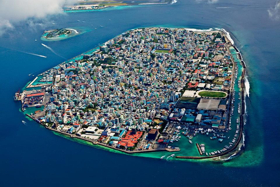 Город в океане Мале