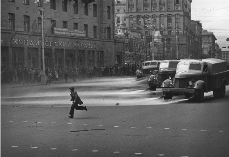 1 Леонид Лазарев «Штрихи детства». 1957 год.jpg