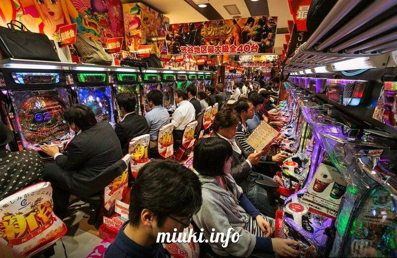 ОнлаПопулярные азартные игры Японии. На что японцы делают ставки?