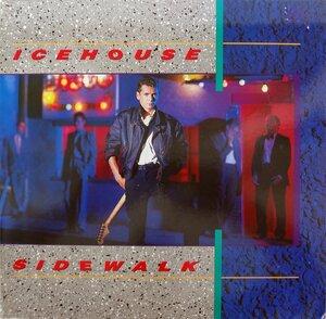 Icehouse – Sidewalk (1984) [Chrysalis, 206 334]