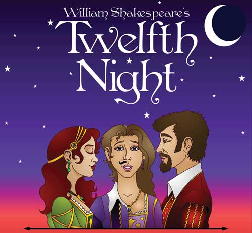what are the three major concepts in shakespeares twelfth night
