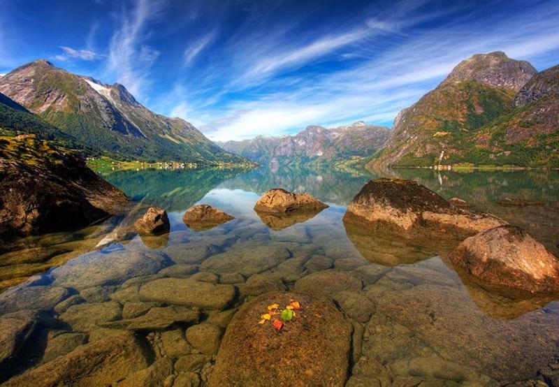 Красивые фотографии природы Норвегии разных авторов 0 ff0fa 24bc6398 orig
