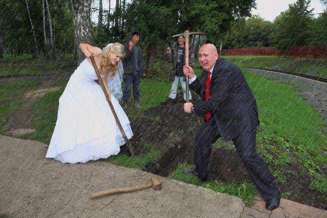 Непорочащие честь идостоинство невесты