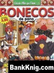 Журнал Bonecas de Pano №21