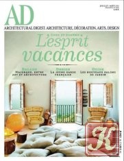 Журнал AD Architectural Digest - №7-8 2011 (France)