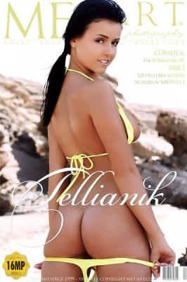 Журнал Журнал Met-Art  (2009): Coralie A - Tellianik