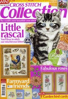 Журнал Cross Stitch Collection N146