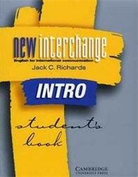 Аудиокнига New Interchange INTRO (student's book, workbook, class audio, video)
