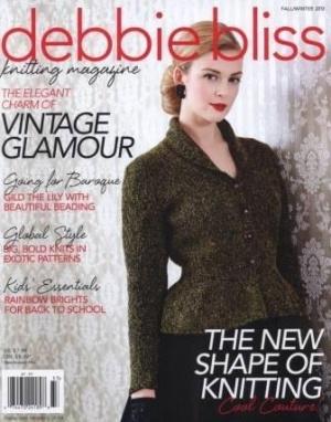 Журнал Debbie Bliss Knitting Magazine - Fall/Winter 2013