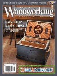 Журнал Popular Woodworking №219 (August 2015)