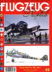 "Книга Focke Wulf Fw 189 ""Uhu"" (Flugzeug Profile №49)"