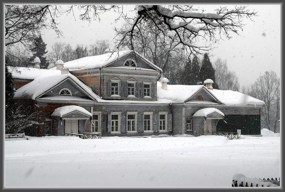 Музей-усадьба Абрамцево