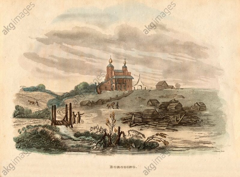BORODINO 1815