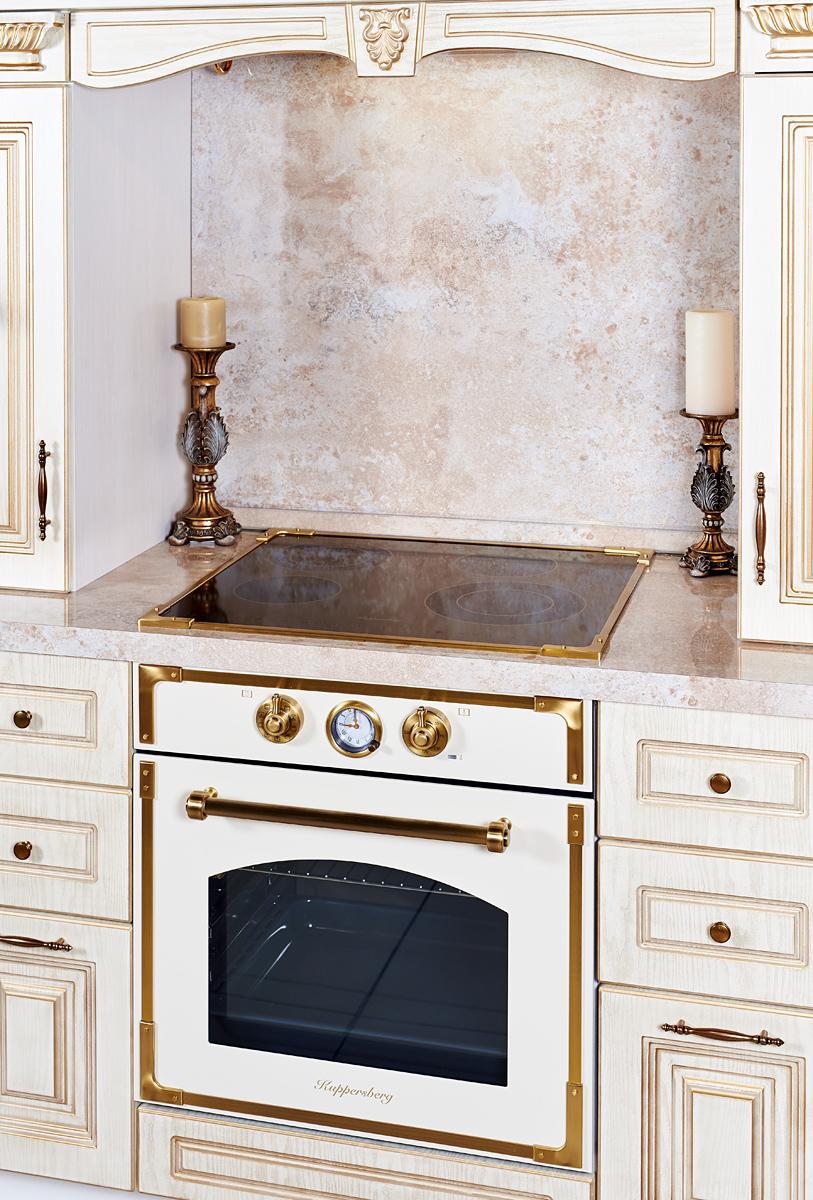 техника в классическом стиле, Kuppersberg кухонный дизайн