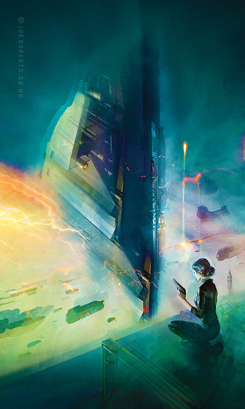 Mammoth Book of Best New SF 26, Leviathan