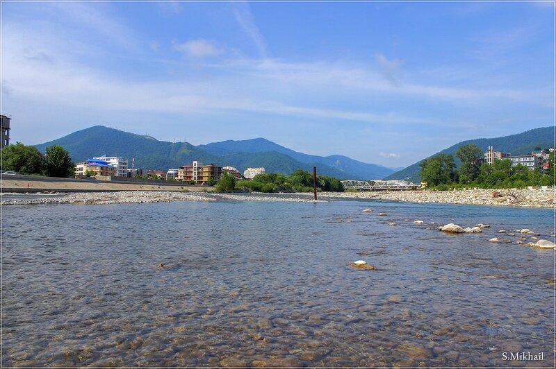 Река Псезаупсе