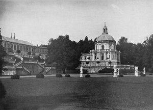Большой дворец. Церковный павильон