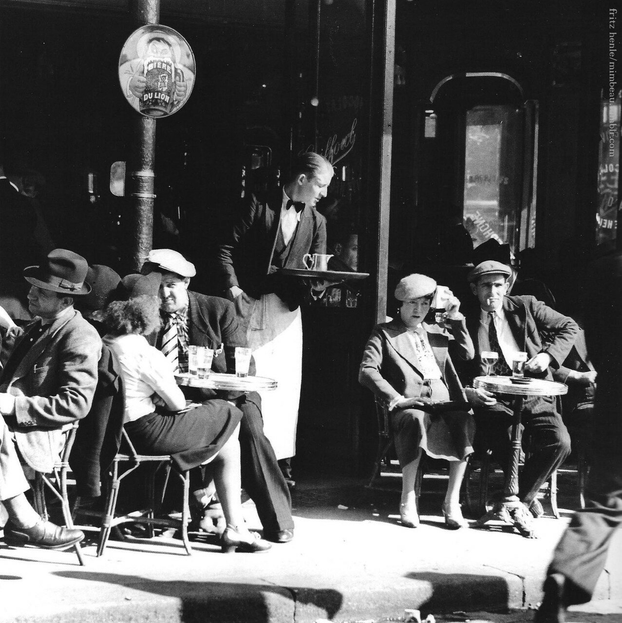 1938. Площадь Бастилии