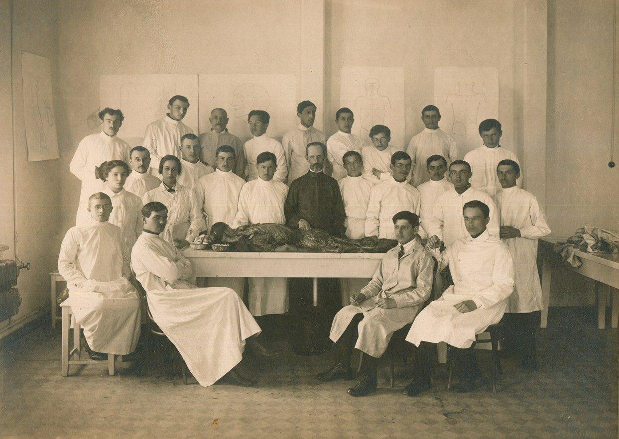 1920-ые. Пермский государственный университет