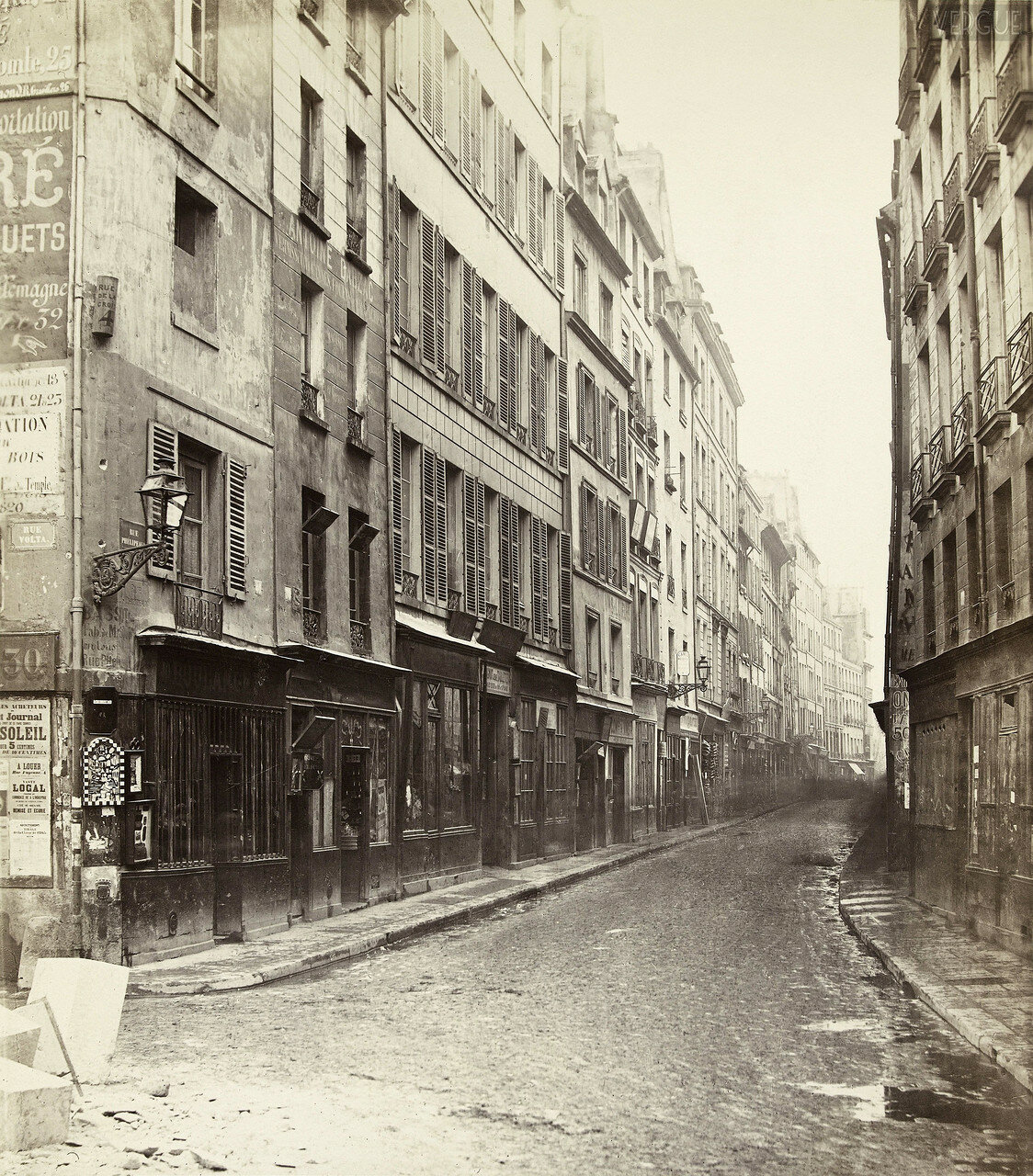 Рю Фелиппо, 1865