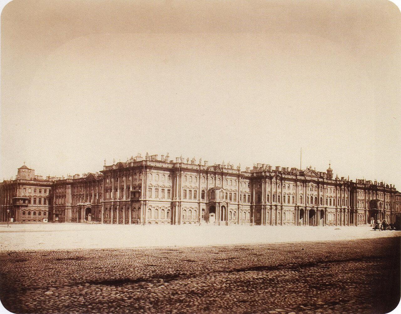 Зимний дворец. 1850-е