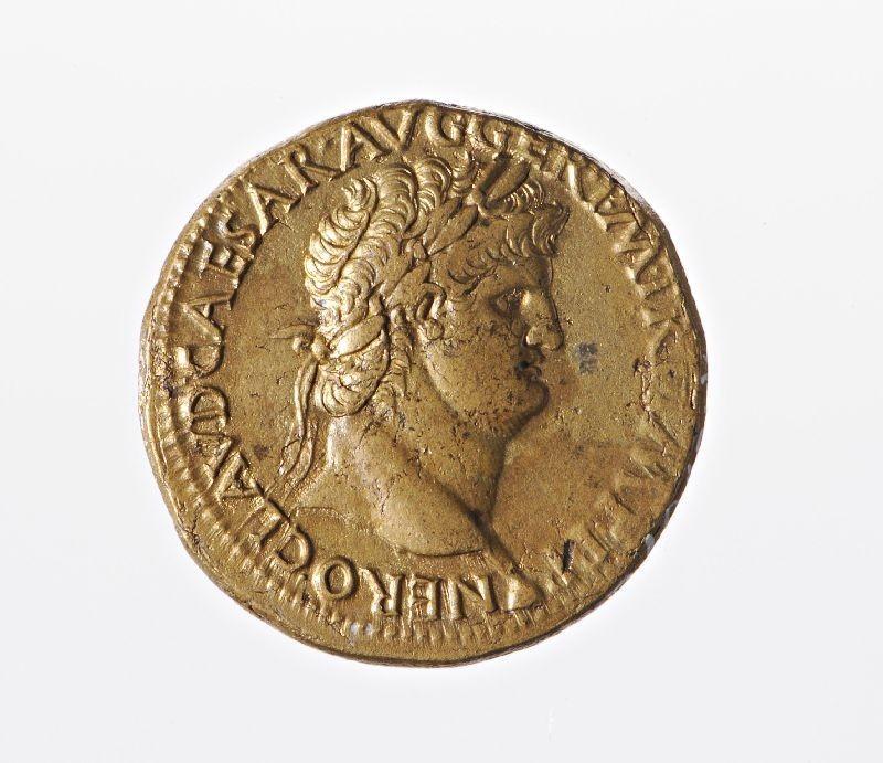 Sestertius of Nero (reigned 54-68).jpg