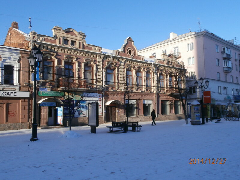 Дом на ул. Кирова