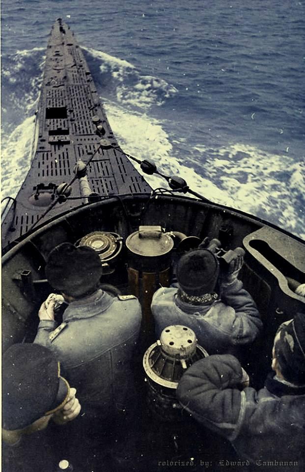 Немецкие подводные лодки фото