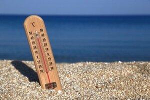 Минувший октябрь стал самым жарким с 1880 года