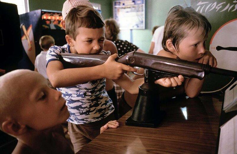 !Меткий стрелок. Автор Дин Конгер.jpg