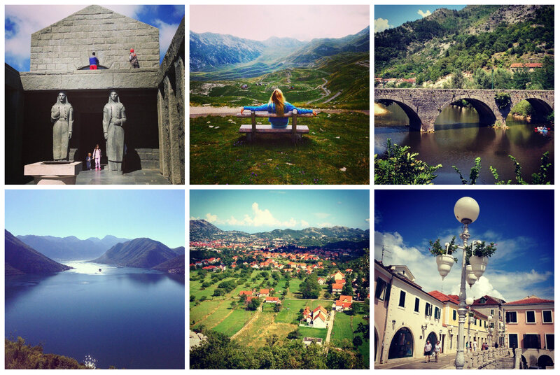 Индивидуальные экскурсии со мной по Черногории, Боснии, Албании