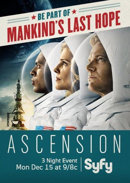 Вознесение / Ascension (1 сезон/2014/WEB-DLRip)