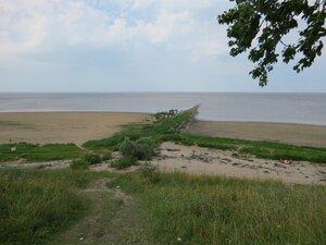 Достопримечательности деревни Коростынь - озеро Ильмень