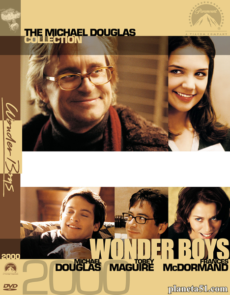 Вундеркинды / Wonder Boys (2000/BDRip/HDRip)