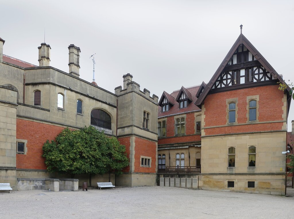 Доностия-Сан-Себастьян. Дворец Мирамар (Palacio de Miramar)